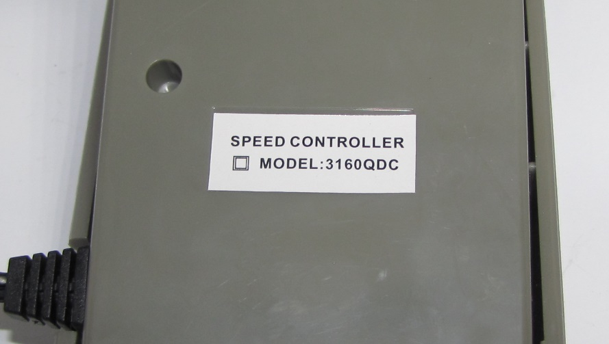 Speed controller 3160QDC Janome маркировка