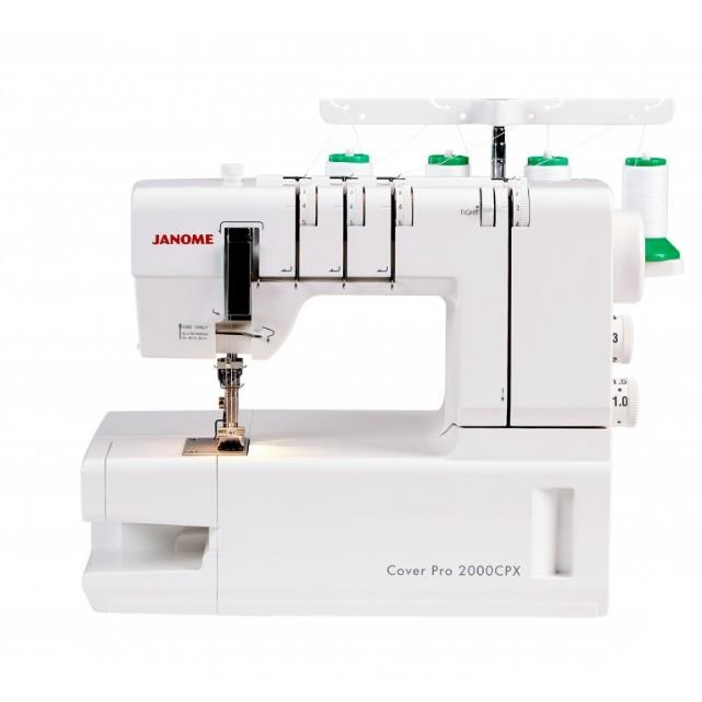 Распошивалка Janome Cover Pro 2000 CPX